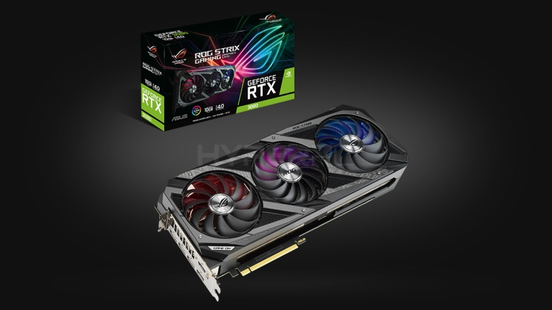 ASUS GeForce RTX 3080
