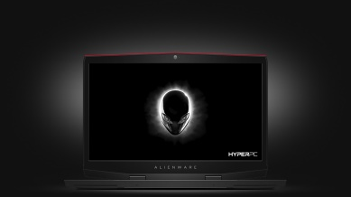 Dell Alienware M17 Red