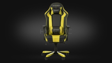 DXRacer King (Black/Yellow)