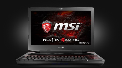 MSI GT83 Titan (Base)