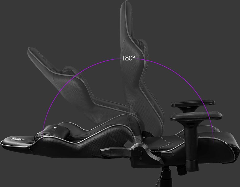 MSI MAG CH120 I - Откидывающаяся на 180° спинка