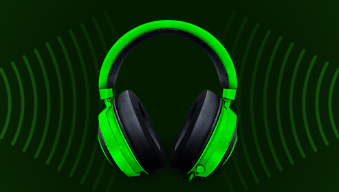 Razer Kraken Tournament 50mm drivers