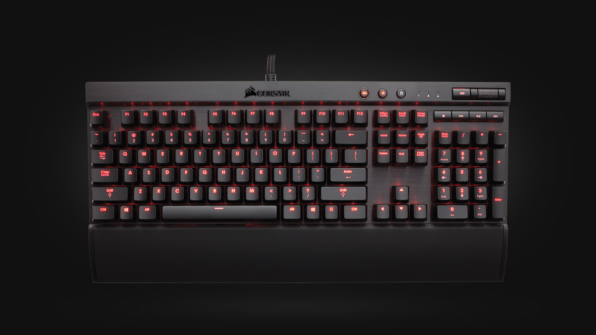 Corsair Gaming K70 RGB Rapidfire Cherry MX