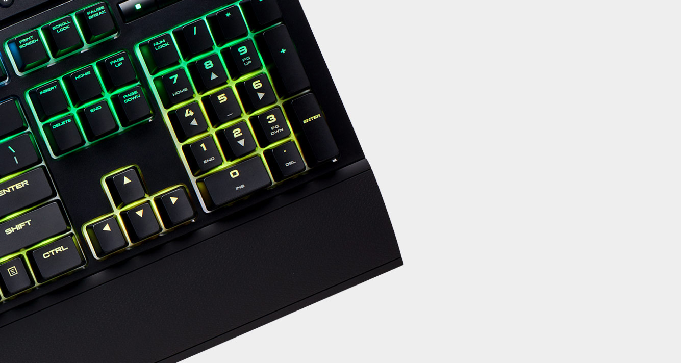 Клавиатура Corsair Gaming K68 RGB