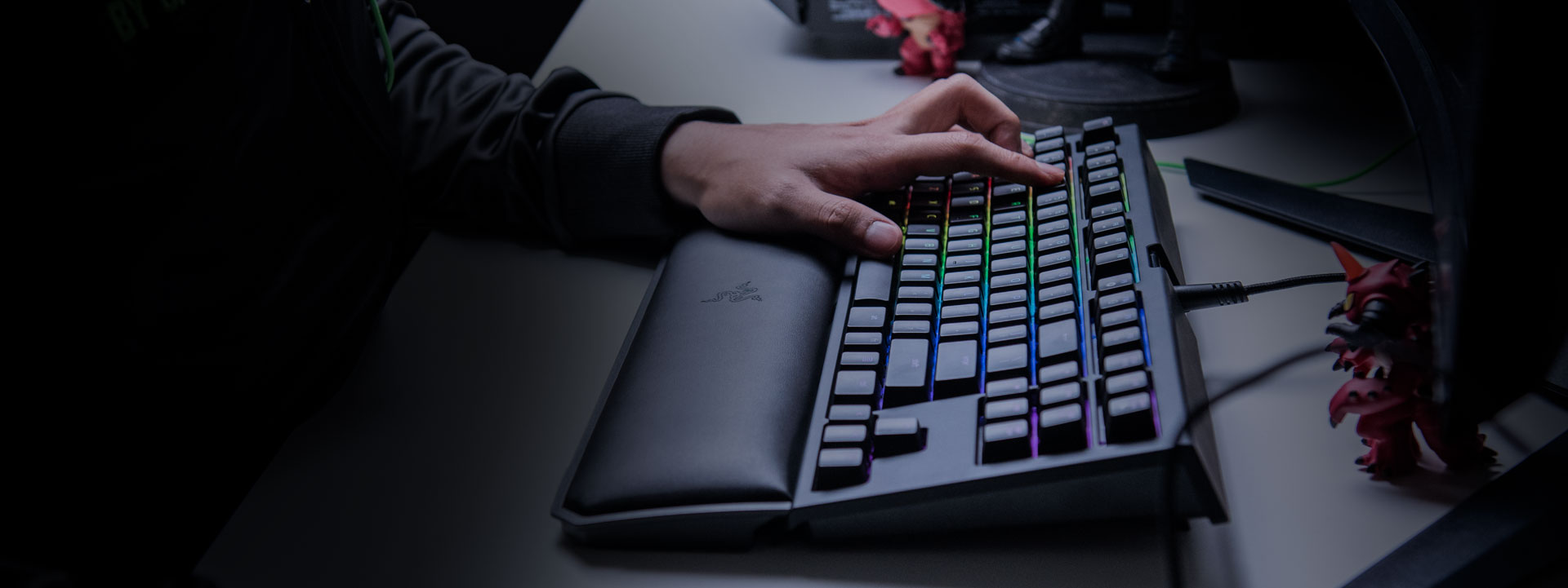 Клавиатура Razer BlackWidow Tournament Chroma V2