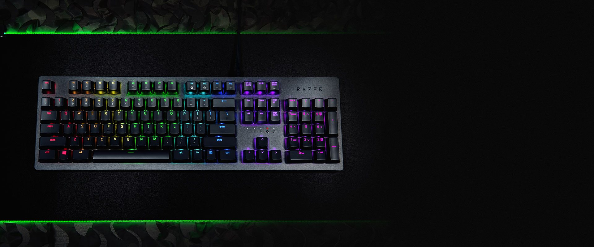 Клавиатура HyperX Alloy Elite RGB