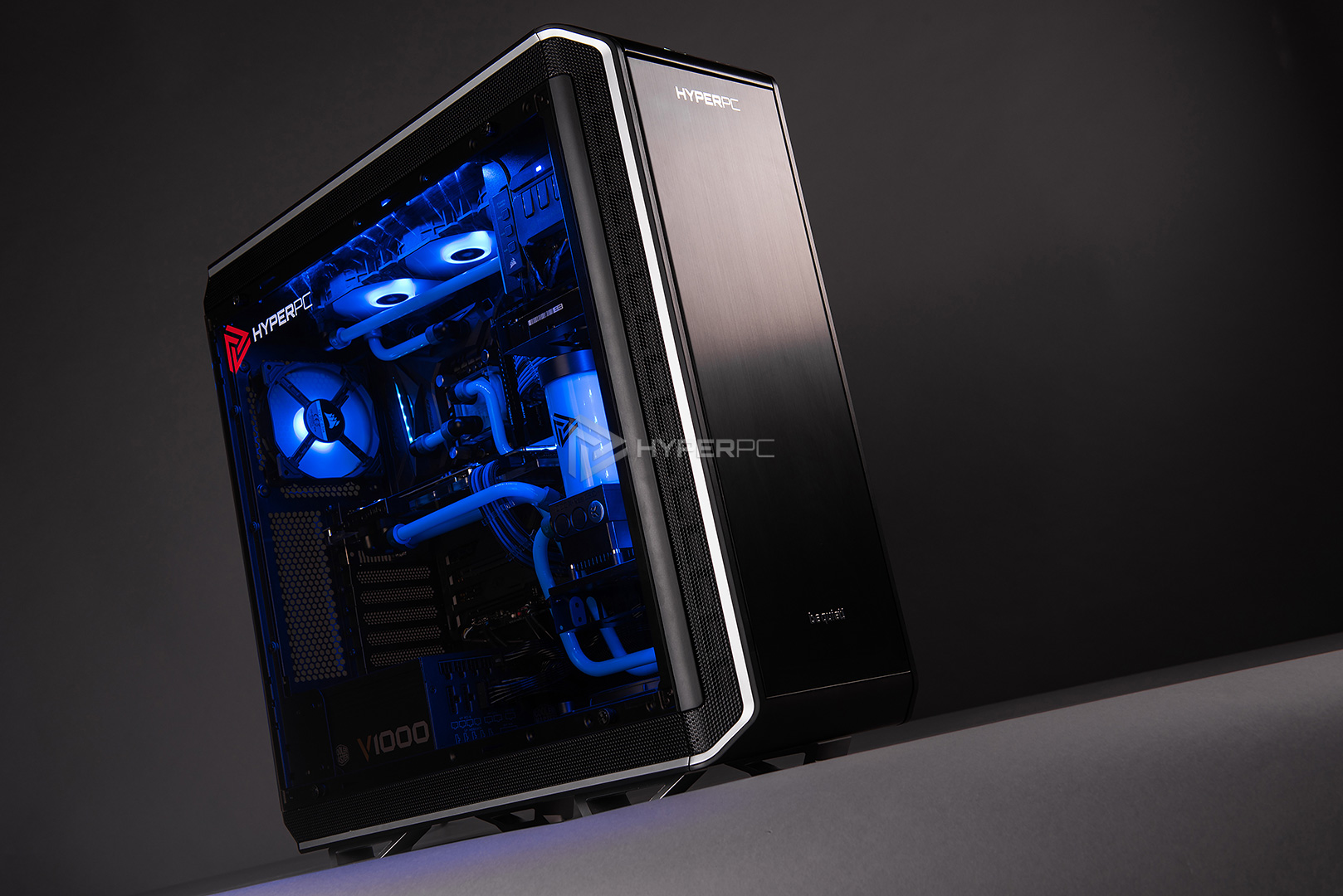 be quiet dark base 900 pro water cooling photo 03