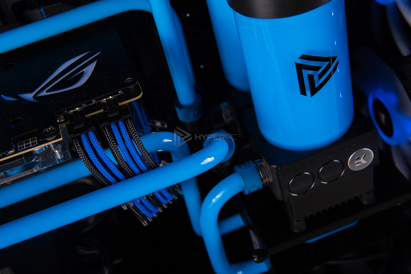 be quiet dark base 900 pro water cooling photo 07