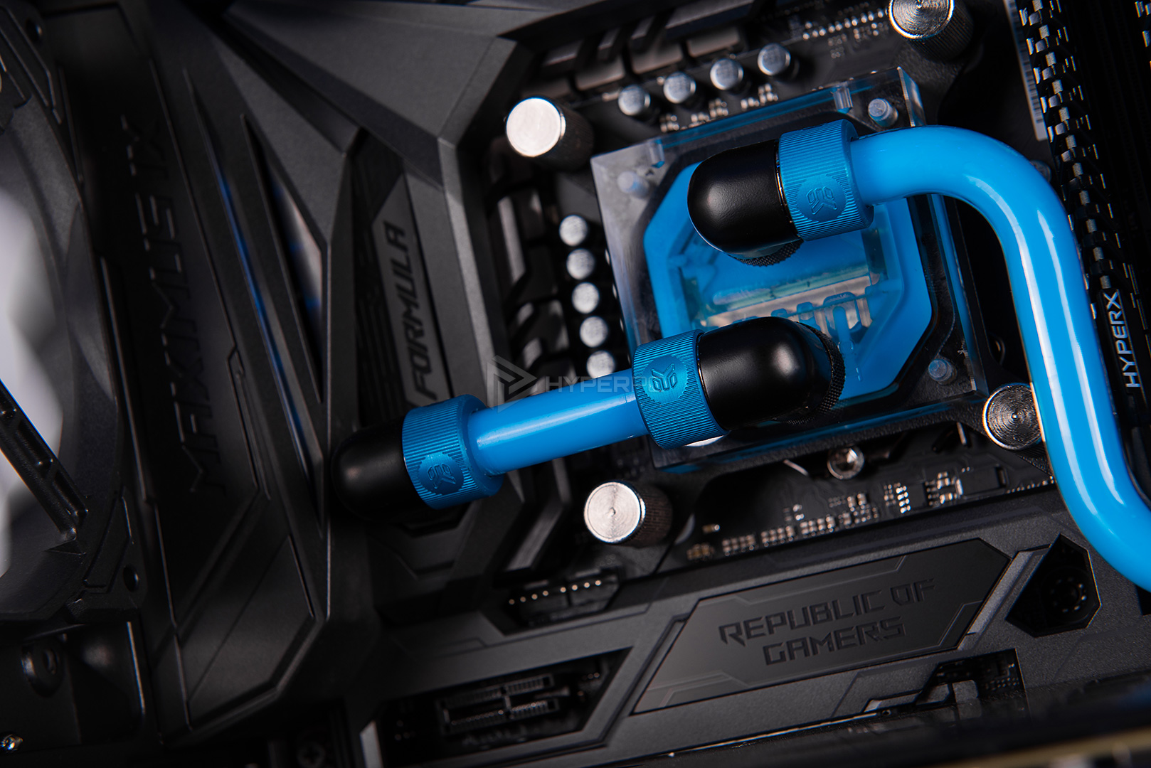 be quiet dark base 900 pro water cooling photo 12