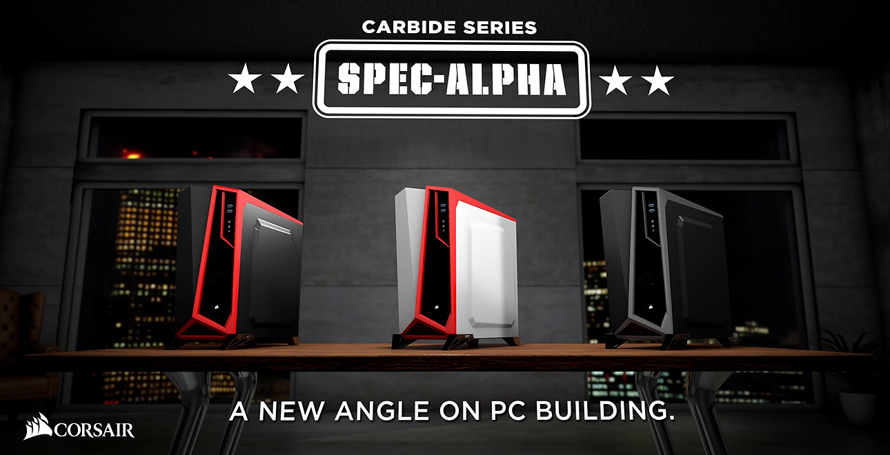 Corsair Spec-Alpha