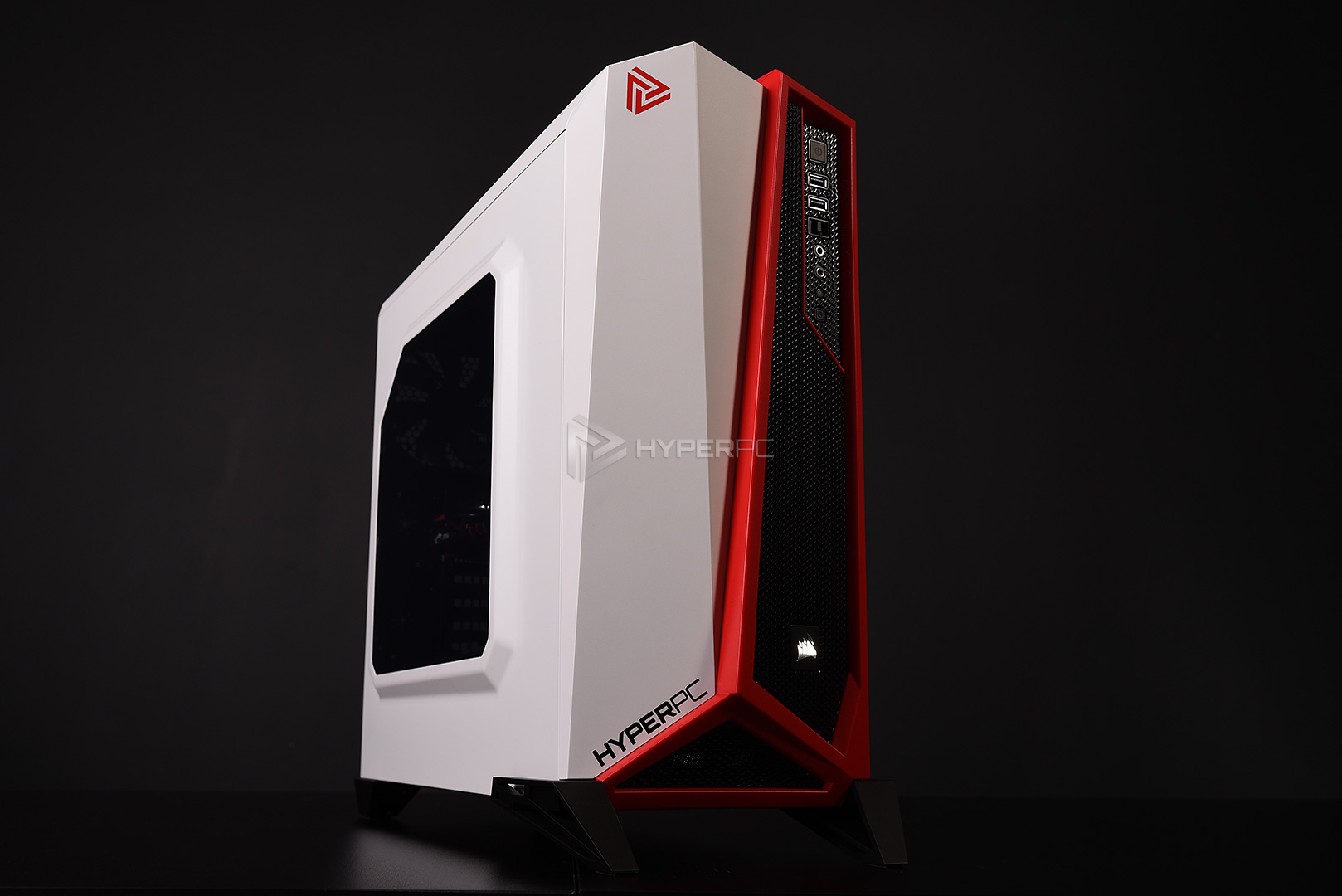 corsair spec-alpha white-red live photo 01