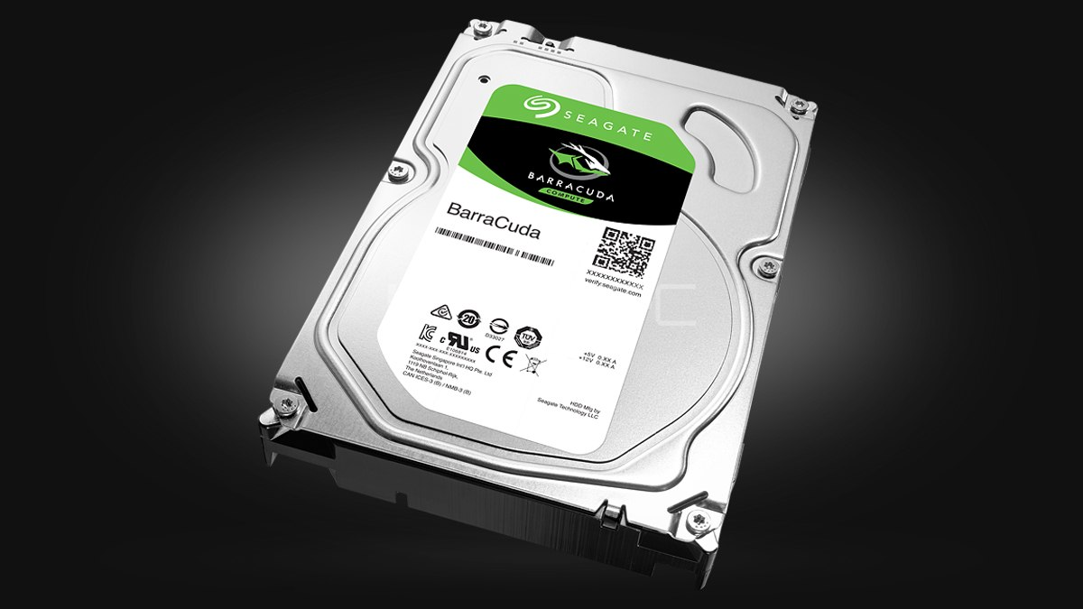 3TB HDD Seagate BarraCuda
