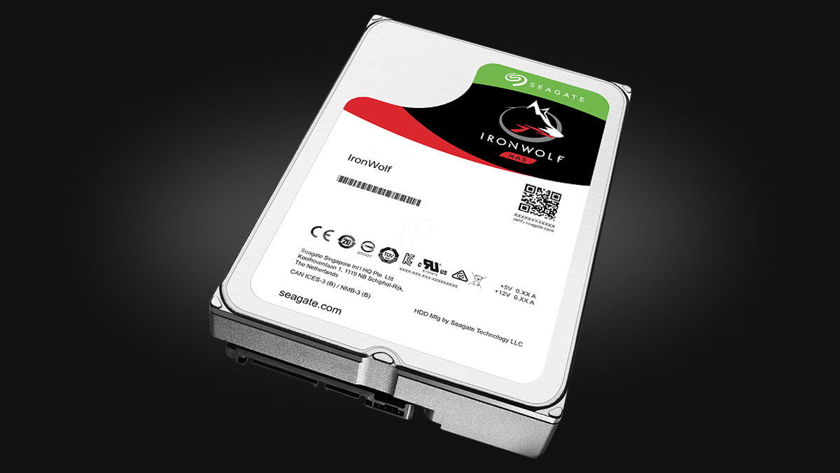 Seagate 10TB (IronWolf)