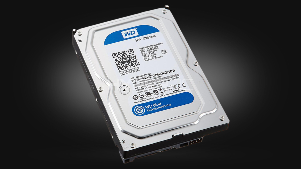Western Digital 1TB (Blue series)