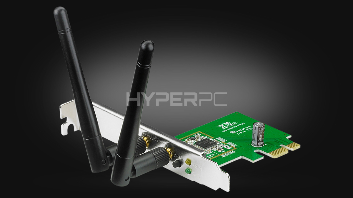 ASUS PCE-N15 (300 Мбит/с, PCI-E)
