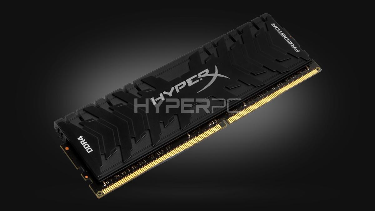 64GB HyperX Predator DDR4-3000