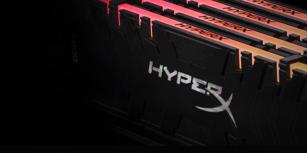 Оперативная память HyperX Predator RGB DDR4-2933