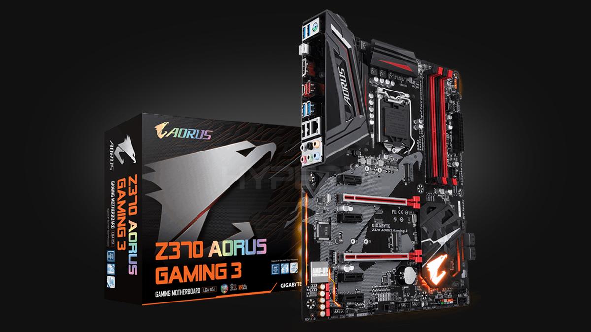AORUS Z370 Gaming 3