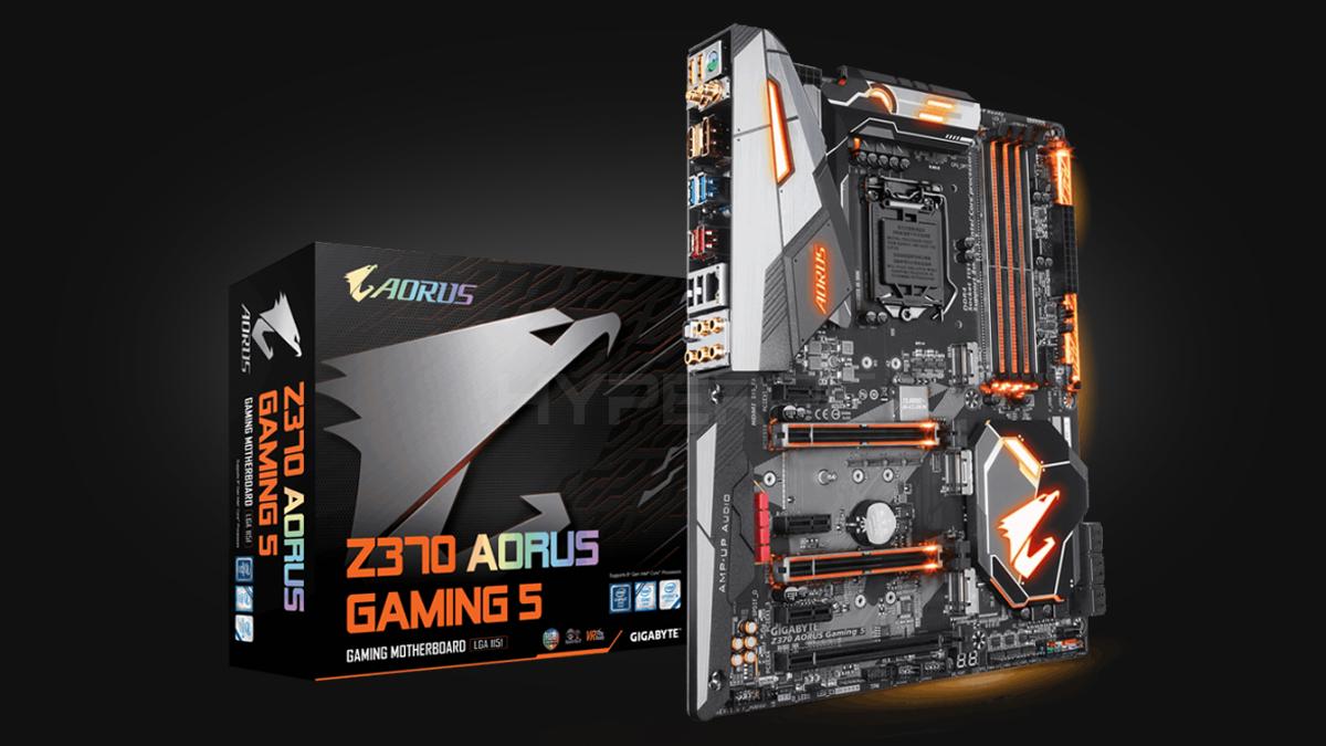 AORUS Z370 Gaming 5