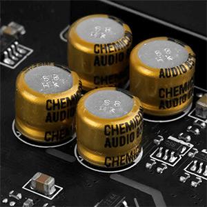 Высококачественные аудиоконденсаторы
