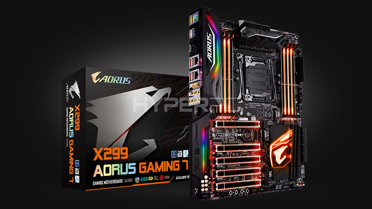 AORUS X299 Gaming 7