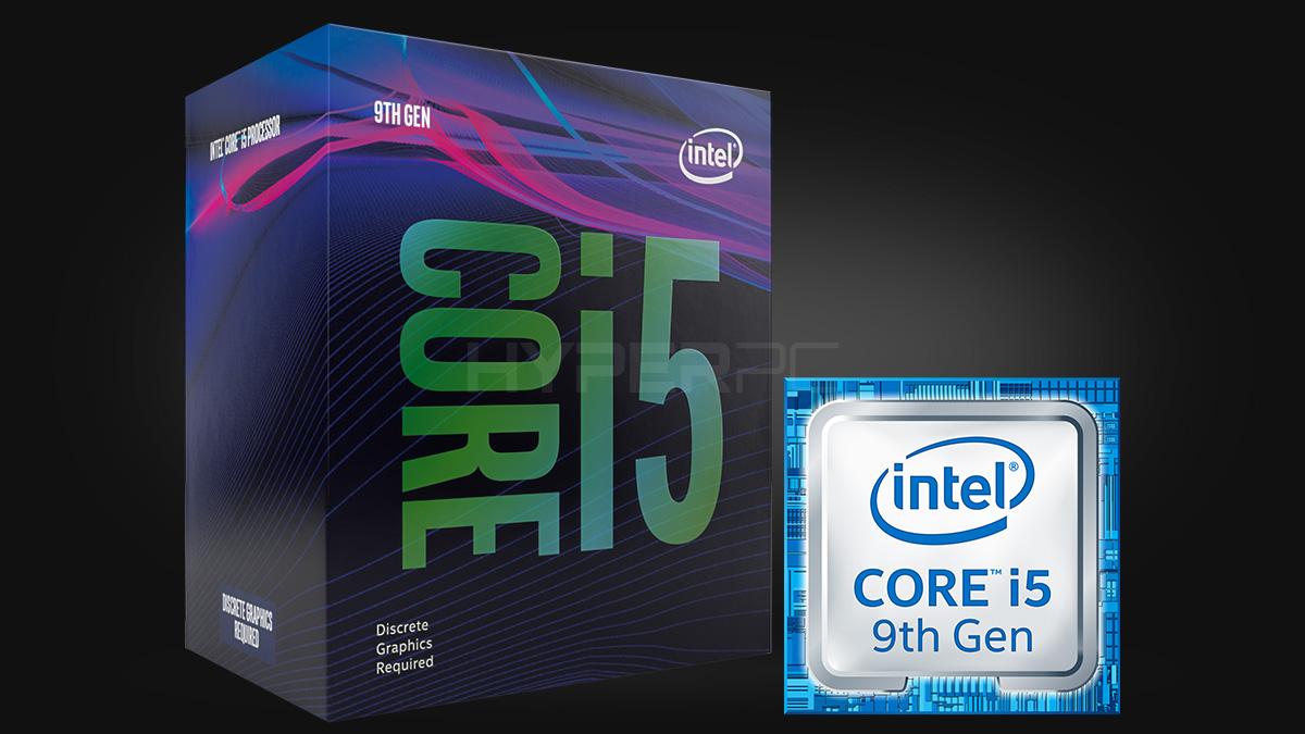 Процессор Intel Core i5-9500F – фото, технические характеристики, обзор от  экспертов HYPERPC