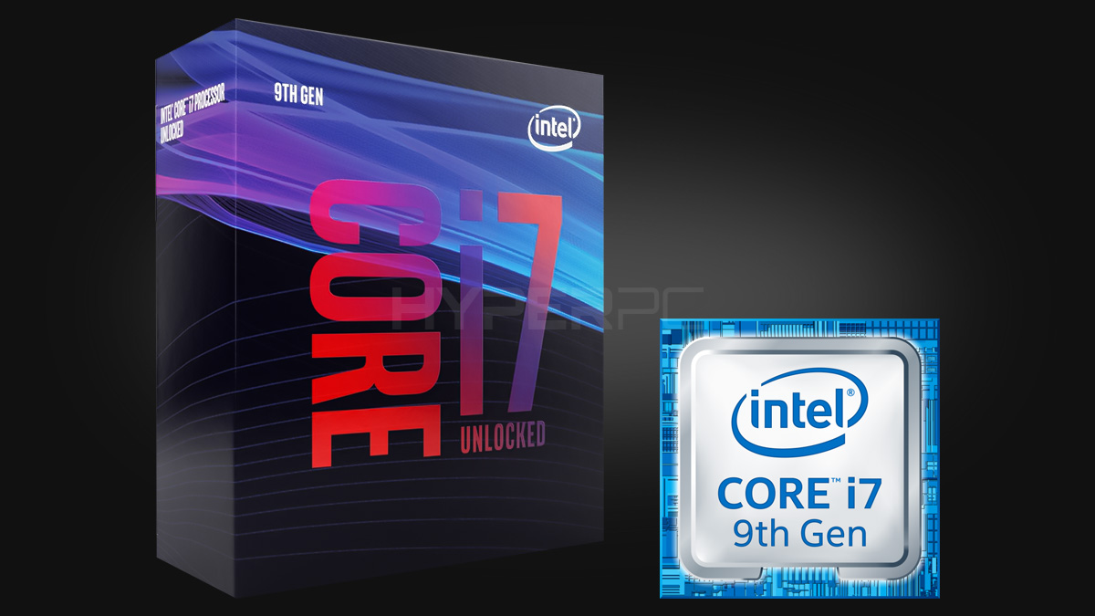 Intel® Core™ i7-9700KF