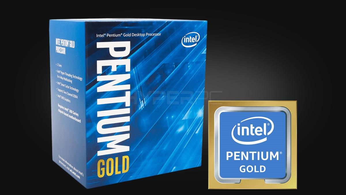 Процессор Intel® Pentium™ Gold G5400 – фото, технические характеристики,  обзор от экспертов HYPERPC