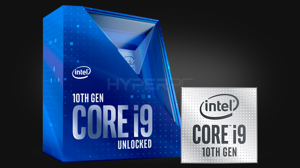 Intel® Core™ i9-10900K(F)