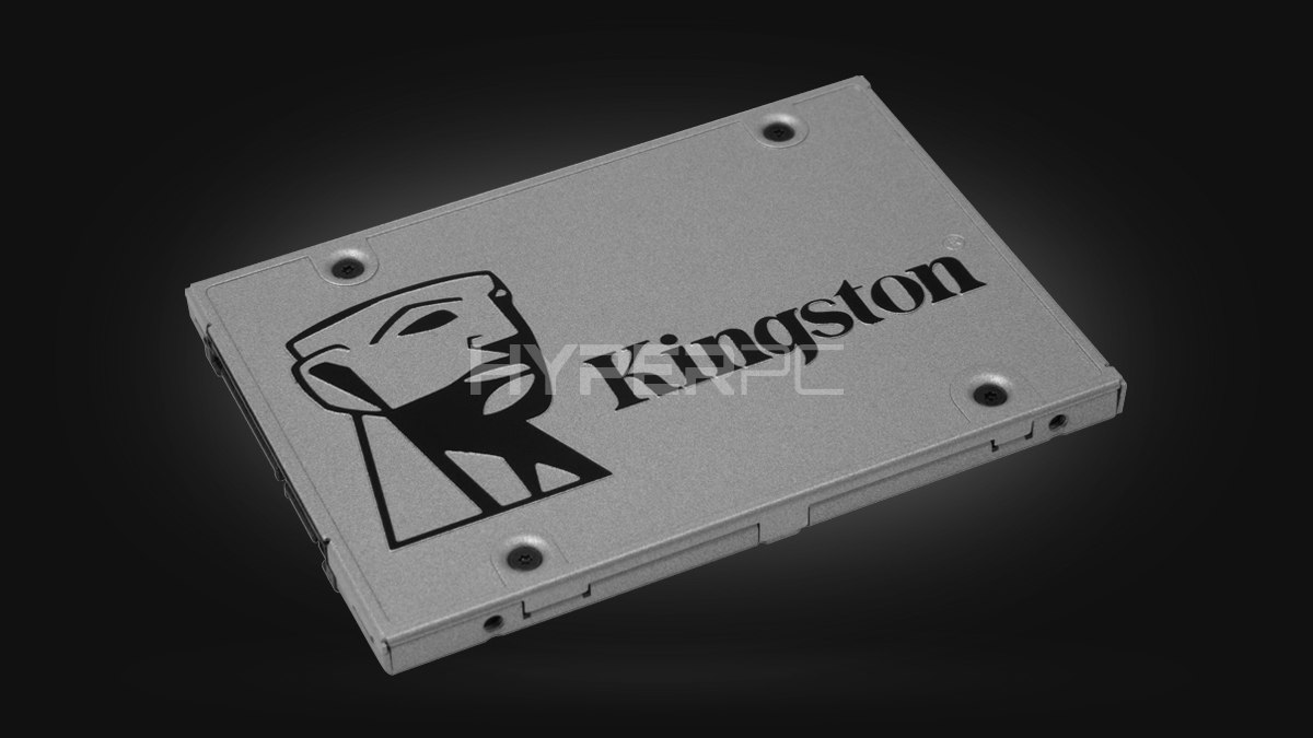 480GB SSD Kingston UV 400