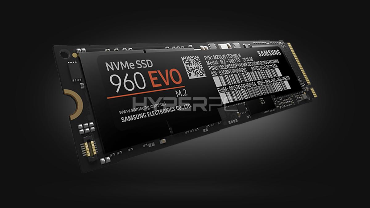 250GB SSD Samsung 960