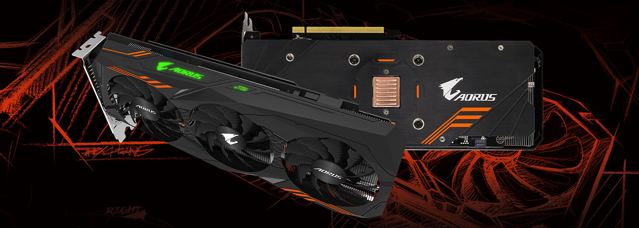 AORUS GEFORCE GTX 1060