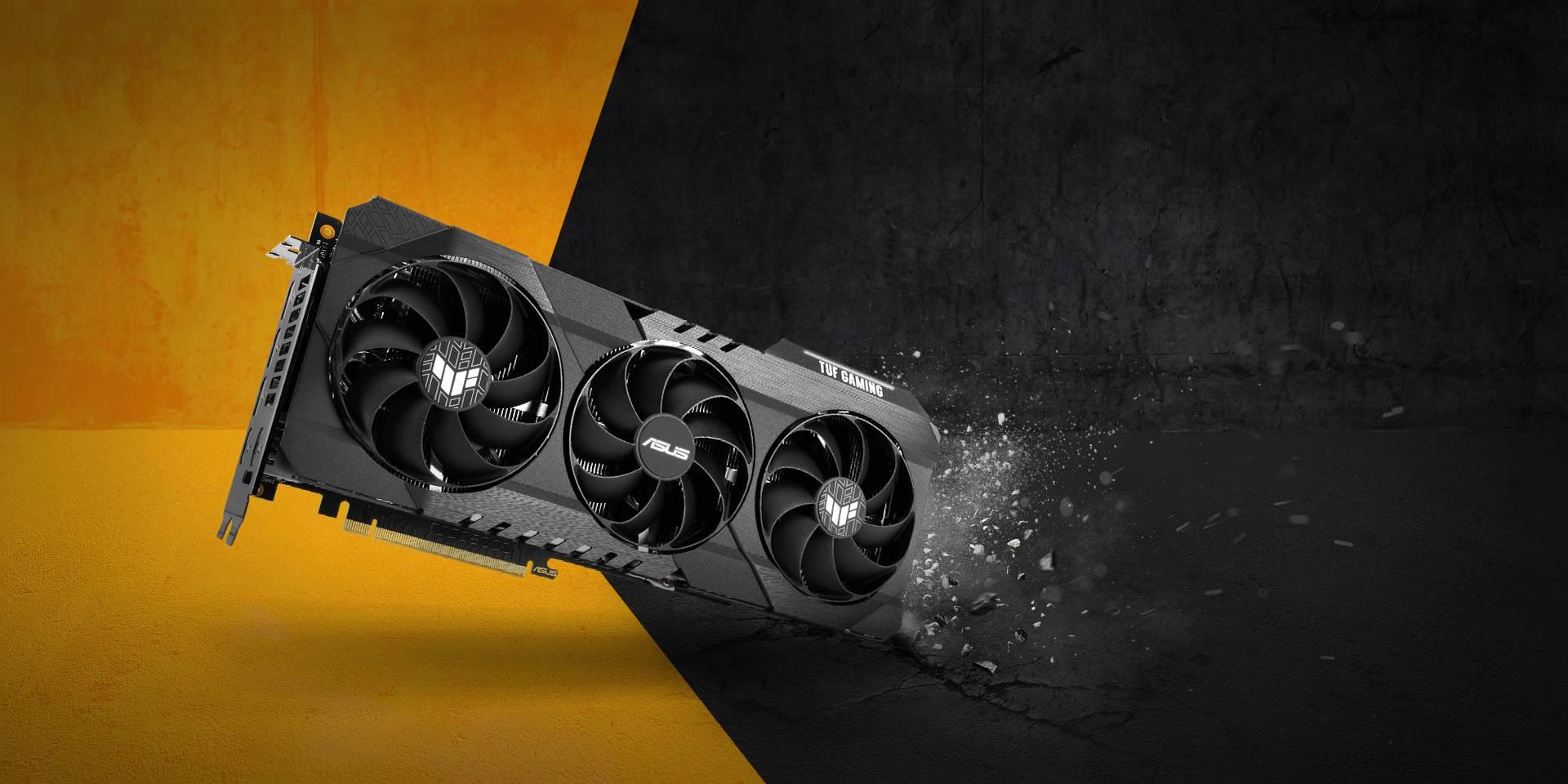 Видеокарта ASUS TUF Gaming GeForce RTX 3080