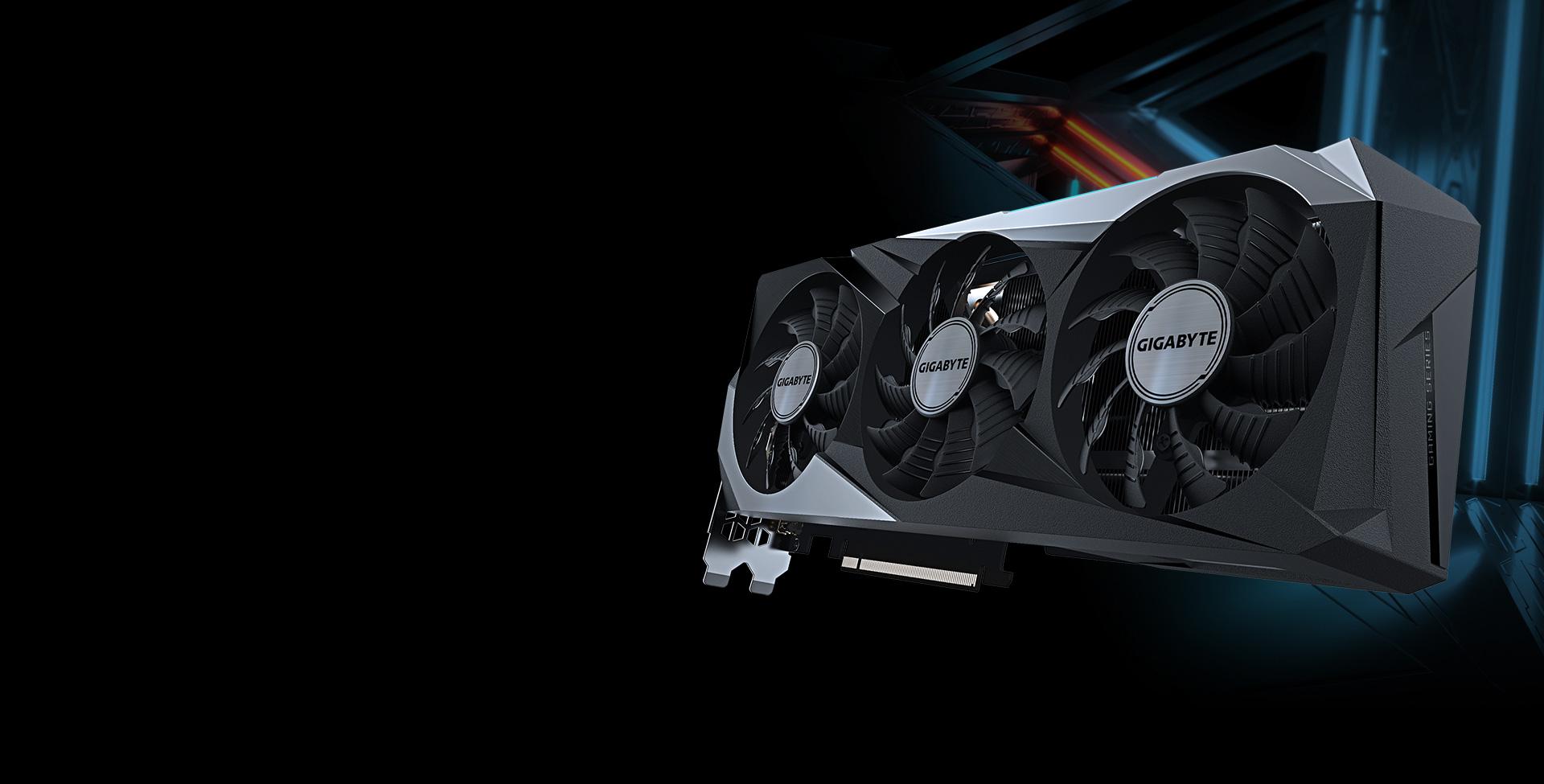 Видеокарта GIGABYTE GeForce RTX 3060 Ti GAMING