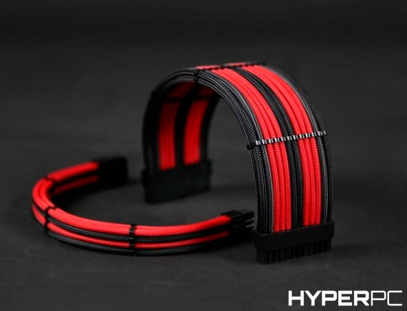 HYPERPC Custom Cable Kit (Red-Black)