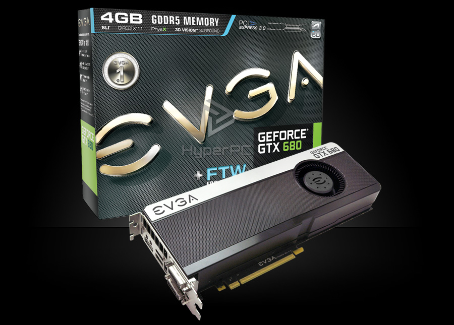 EVGA GeForce GTX 680 WTF