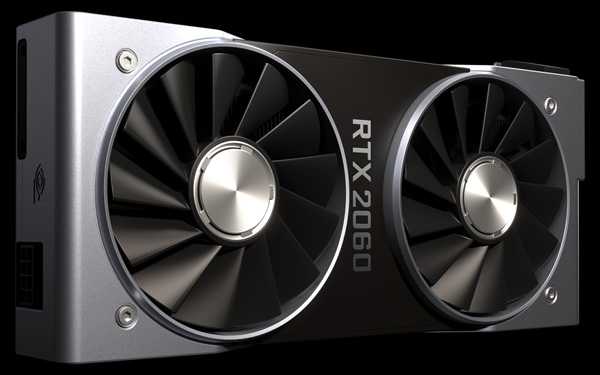 Фотография NVIDIA GeForce RTX 2060