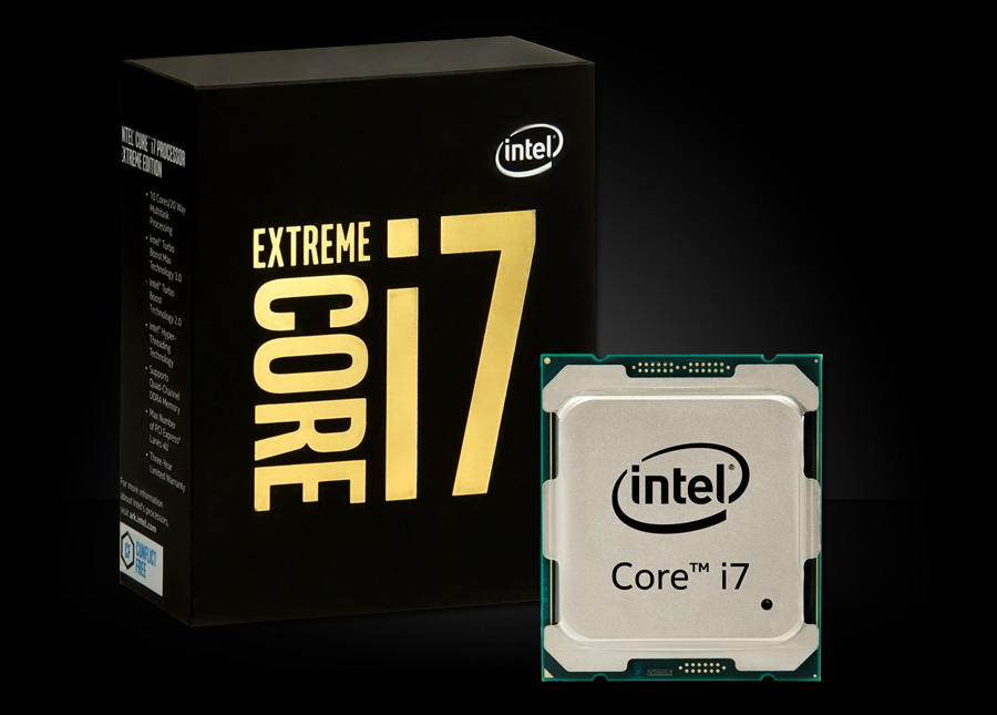Процессор Intel® Core™ i7-6950X Extreme Edition