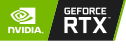 NVIDIA GeForce RTX SUPER logo