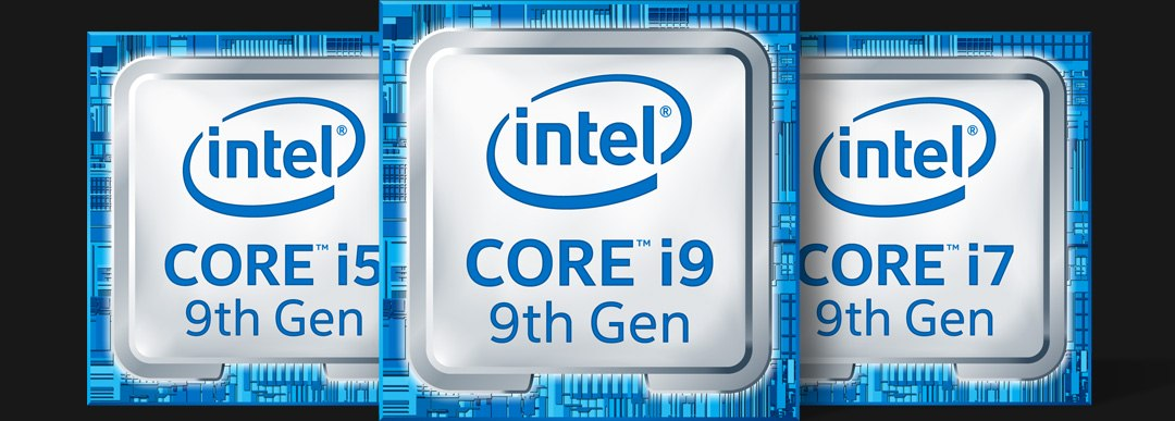 процессоры intel core 9th