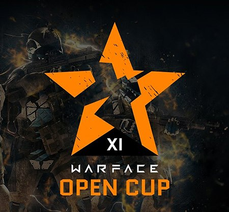 Warface Open Cup XI logo