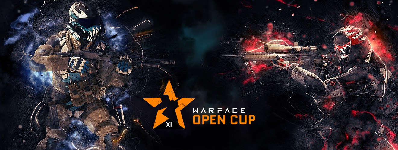 Warface Open Cup Season XI