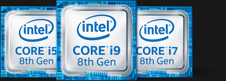 процессоры intel core 8th