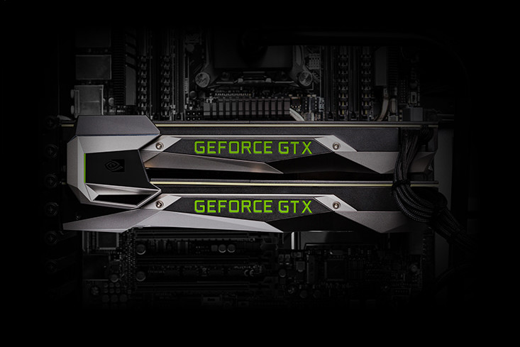 NVIDIA GeForce GTX 10 SLI