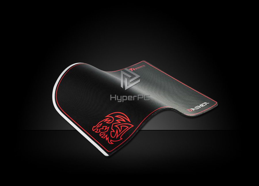 Игровой коврик Tt eSPORTS Mouse pad Dasher