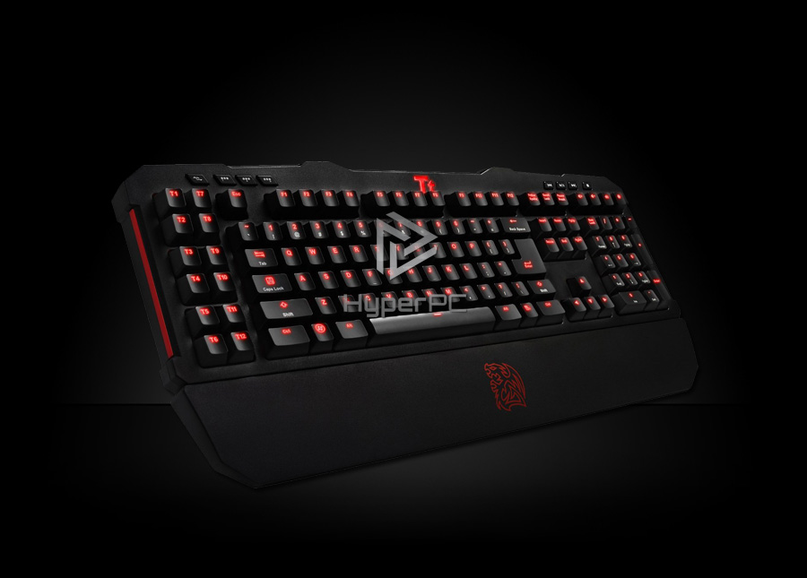 Игровая клавиатураTt eSPORTS Keyboard MEKA G Unit Illuminated