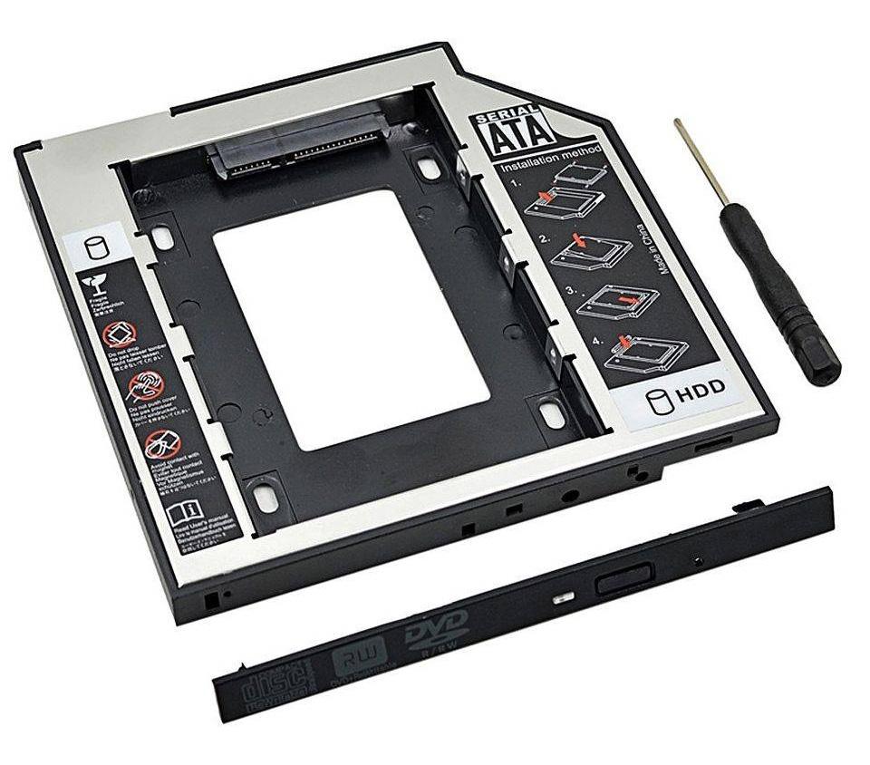DVD-ROM адаптер SSD