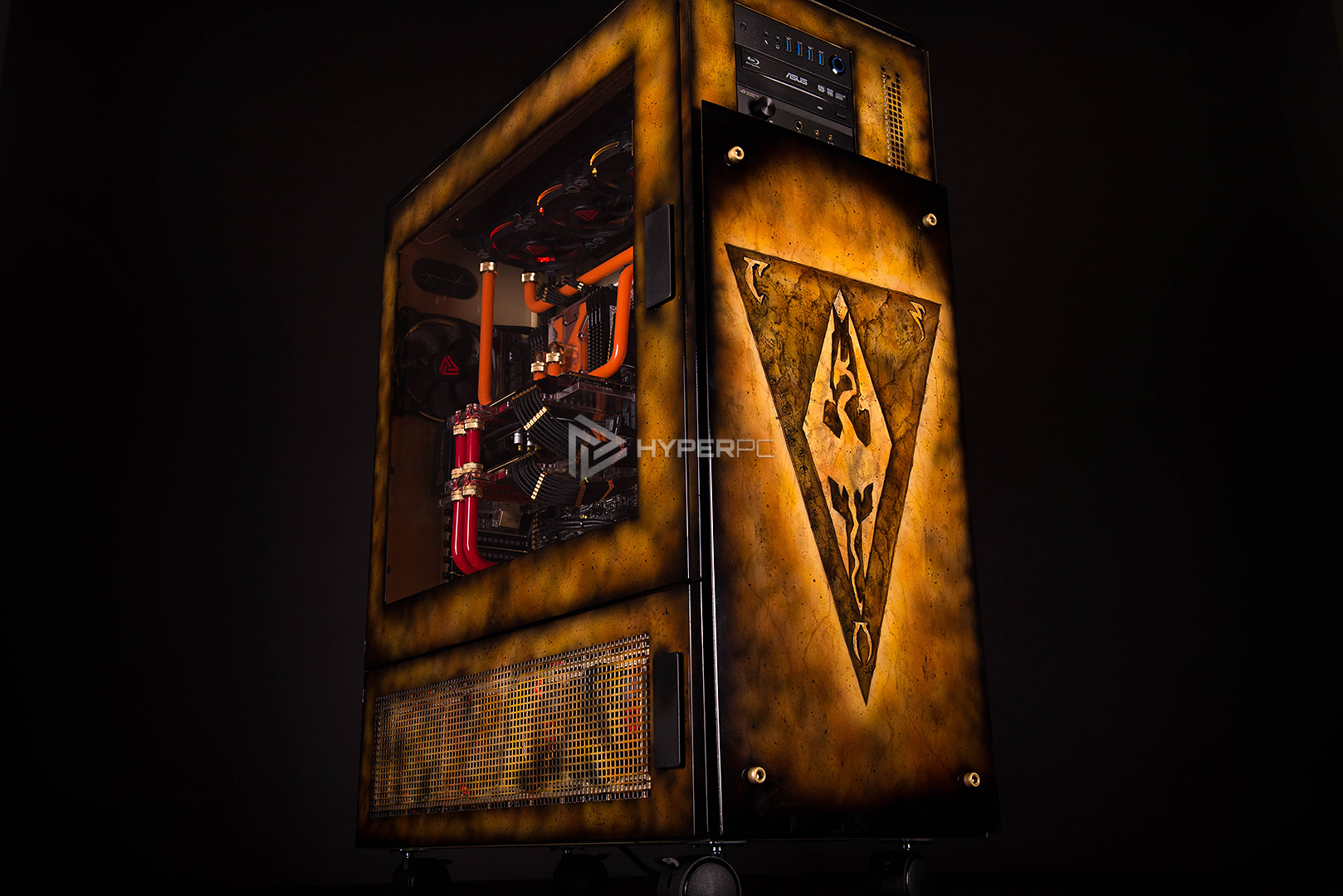 thermaltake core wp100 morrowind photo 002