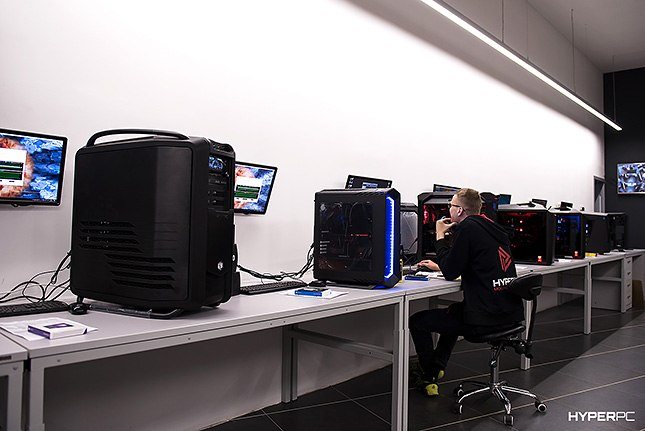 hyperpc testing computers