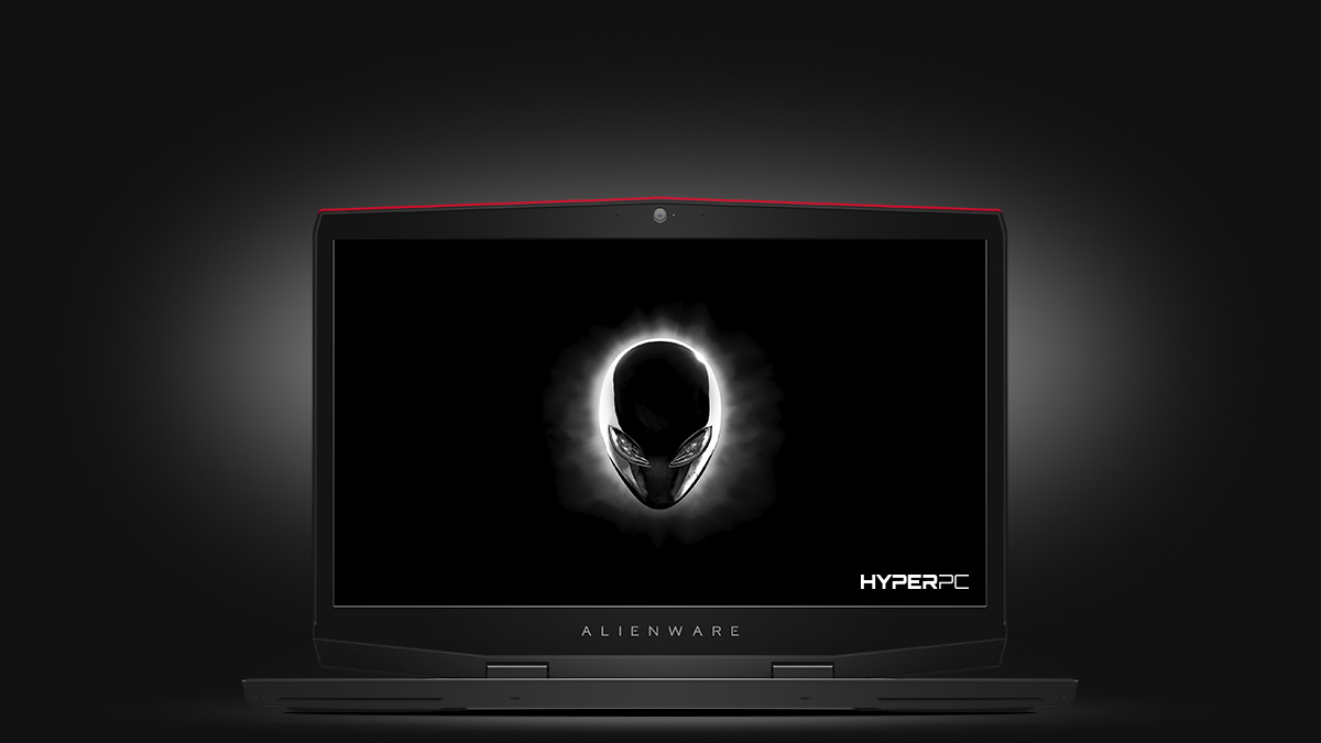 Ноутбук Dell Alienware M17 Red